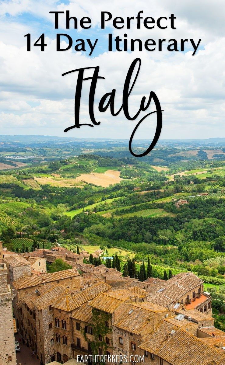 , 14 Day Italy Itinerary: How to Spend Two Weeks in Italy, My Travels Blog 2020, My Travels Blog 2020