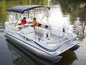We Would Like A 16 Ft Pontoon Fishing Boat With Images