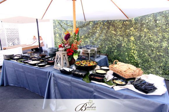 Baker's Staff Party - Gallery | Baker Party Rentals