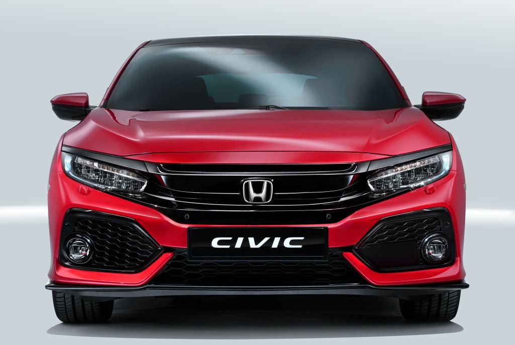 Honda Civic Sport Hatchback (FK7) 2017 Honda civic
