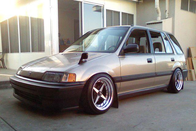 33++ Honda civic wagon 89 inspirations