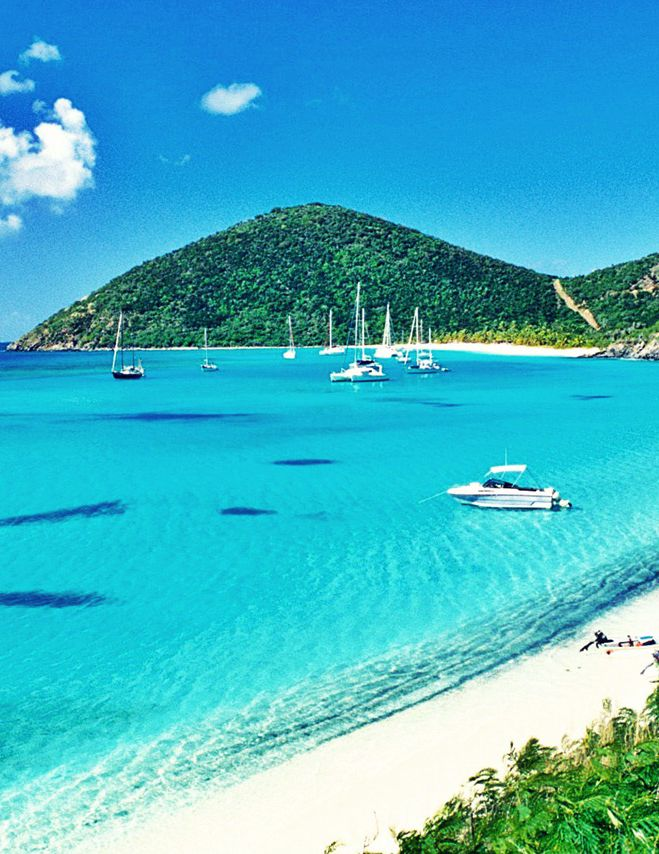 British Virgin Islands.  Go to www.YourTravelVideos.com or just click on photo for home videos  and much more on sites like this.