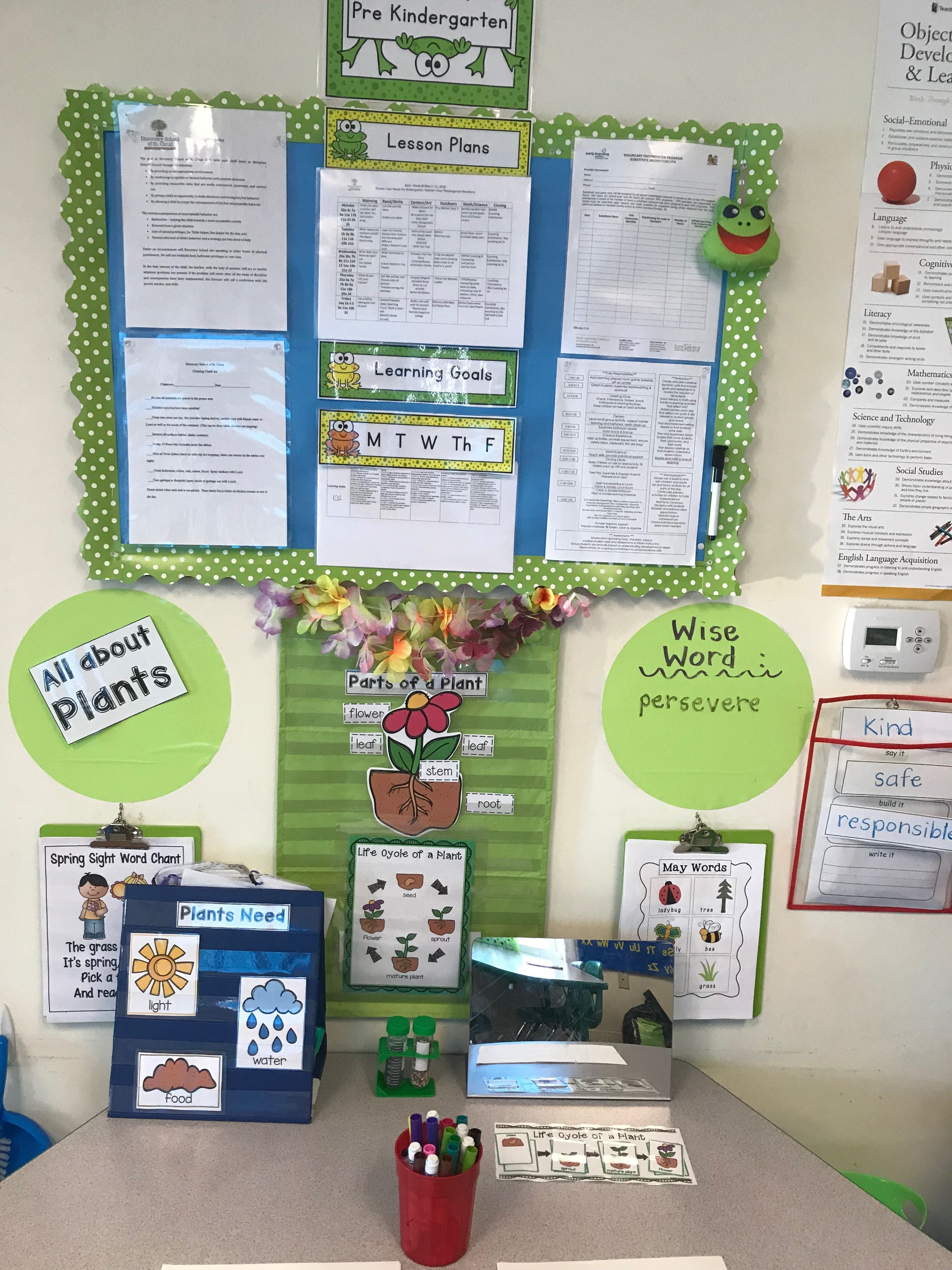 Pin By Robin Blaisdell On My Vpk Classroom