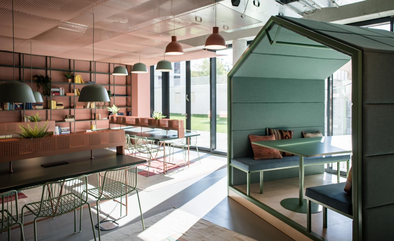 How Basecamp Is Solving The Student Housing Crisis In Style Across Europe In 2020 French Style Homes French Style Bedroom Student House