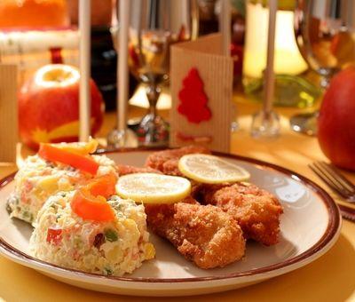Štědrovečerní menu: Bez kapra klidně, ale bez salátu?