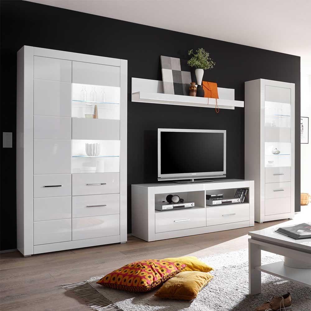 Wohnzimmer Anbauwand Modern Home Design In 2019 Home Decor