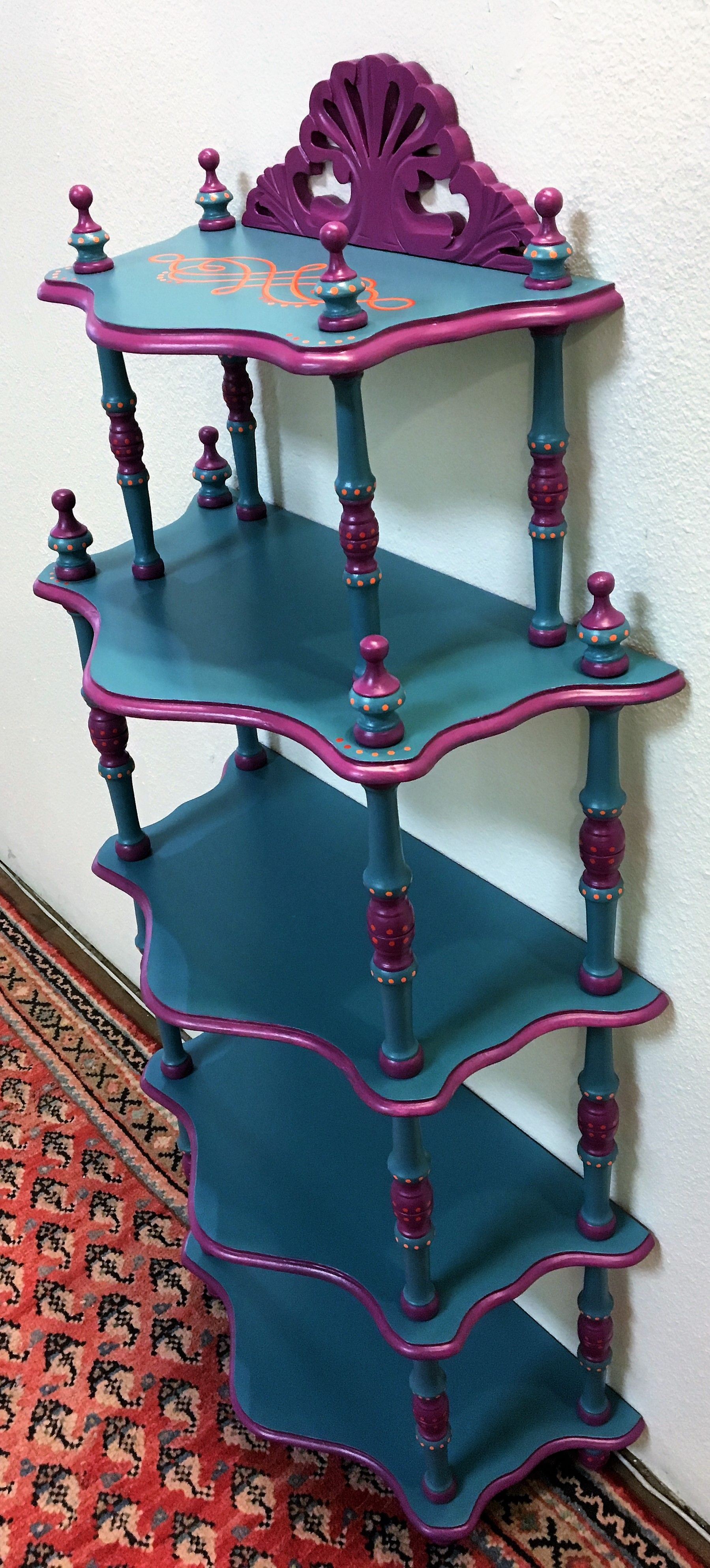 Cheryl Scott Artist  Painted Furniture, Whimsical, Funky, Upcycled