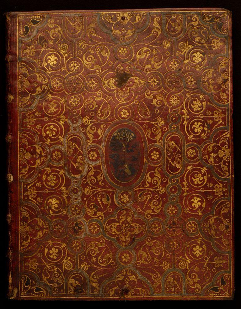 1585 Renaissance book: Francesco Maria II Della Rovere, Duke of Urbino - Dogale of Francesco della Rovere Mamiami