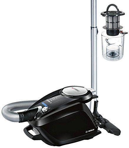 Bosch Bgs5sil2gb Power Silence 2 Bagless Cylinder Vacuum Cleaner 3 L Black Bagless Vacuum Cleaner Vacuums Appliances