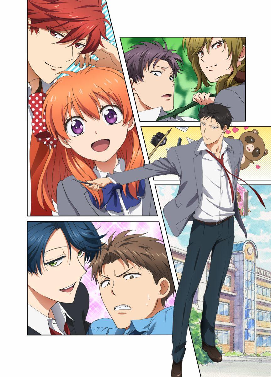 4 animes románticos que necesitas ver Crunchyroll (con