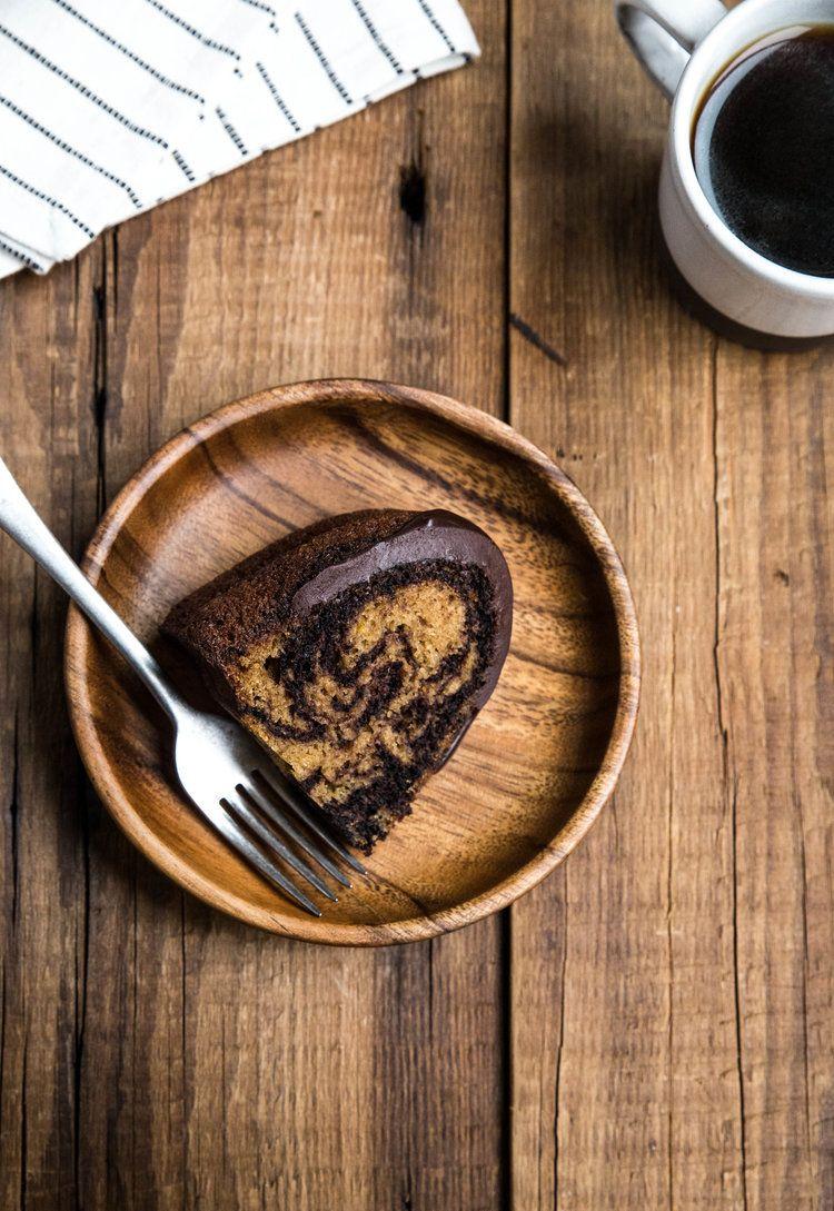 Marbled pumpkin chocolate cake chocolate pumpkin cake