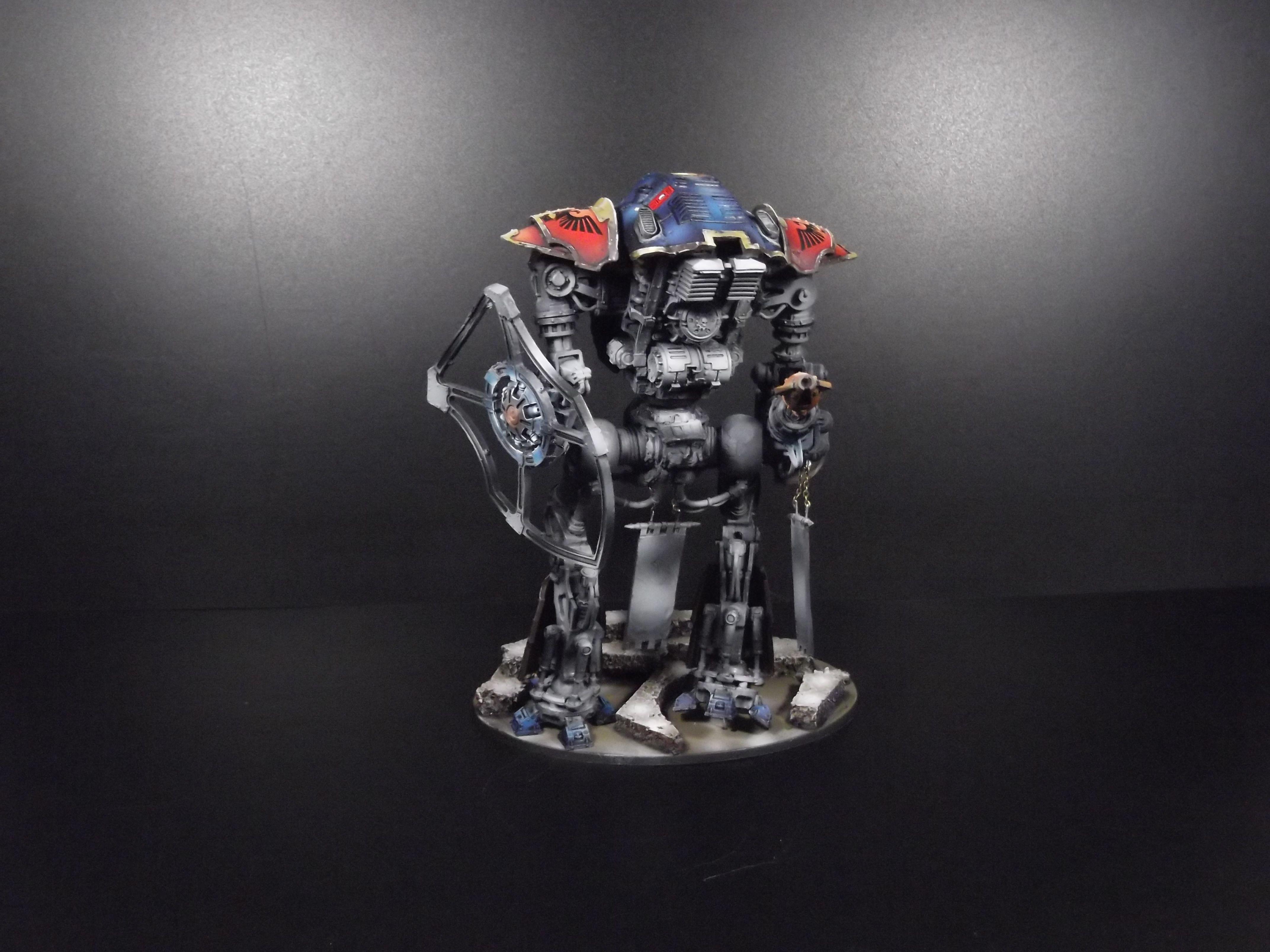 House Terryn - Knight Lancer