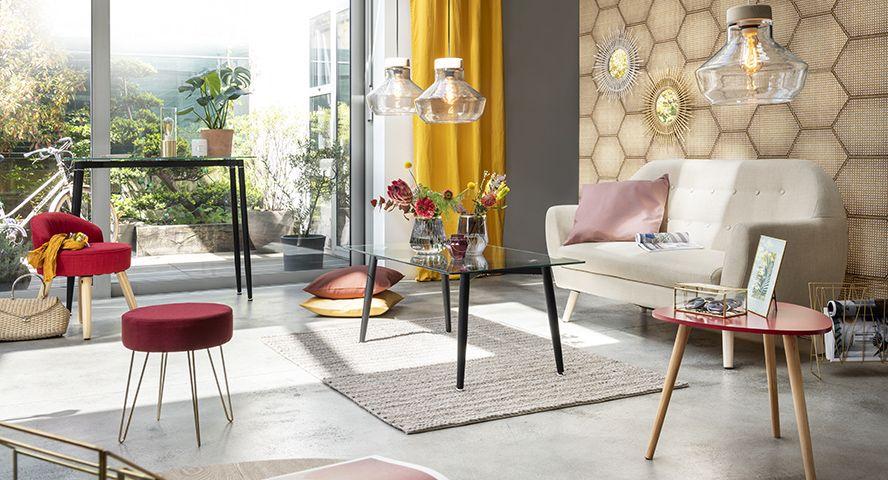 Soldes 2020 Meubles Et Deco Au Style Industriel Gifi Meuble Deco Mobilier De Salon Decoration Maison