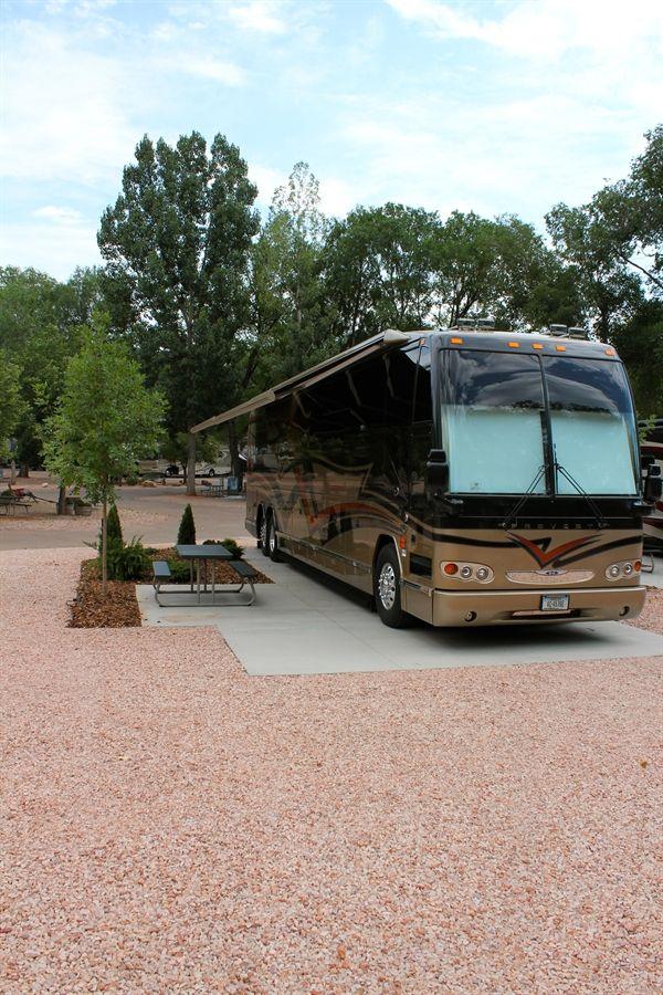 Garden Of The Gods Rv Resort In Colorado Springs Colorado Such A Great Camping Destination