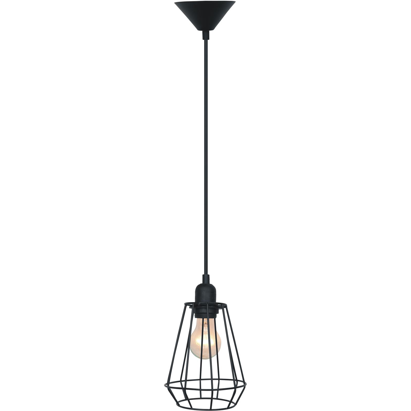 Cafe Lighting 240V Chilli Metal Pendant Light | Bunnings