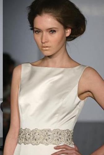 Escote Ojal De Vestidos Novia Vestido Boda Para prrtqw