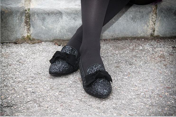 Nueva slipper glitter disponible también en plata