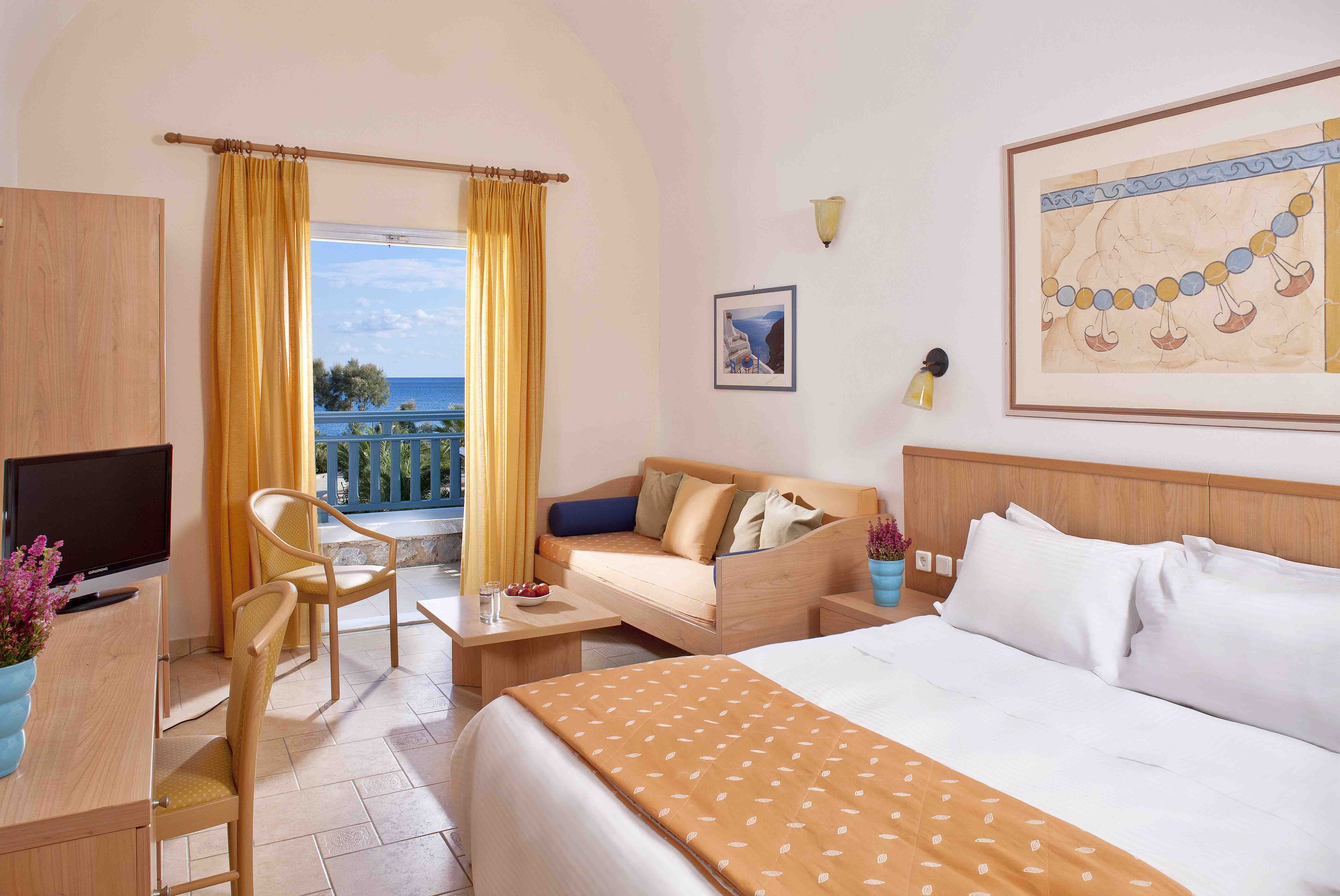 Pin By Kd Hotels Santorini On Santo Miramare Resort Santorini