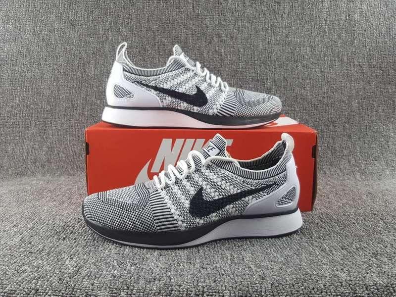 8127c07b7599 Original Nike Air Zoom Marish Flykit Grey White