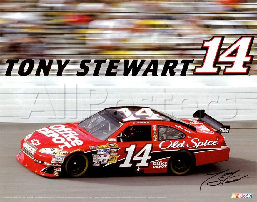 Congratulations Tony Stewart!   2011 NASCAR Champion :)