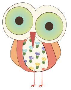 D376_Retro_Owl