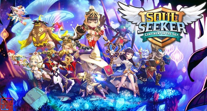 Soul Seeker for PC (Free Download) Seeker, Soul, Anime