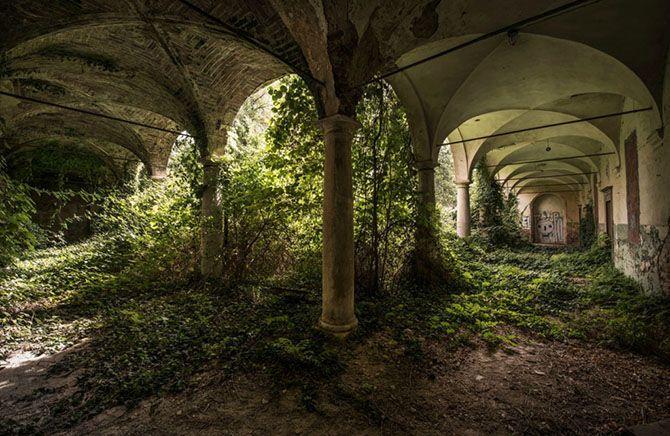 Манящие своей таинственностью заброшенные места (Фото ...