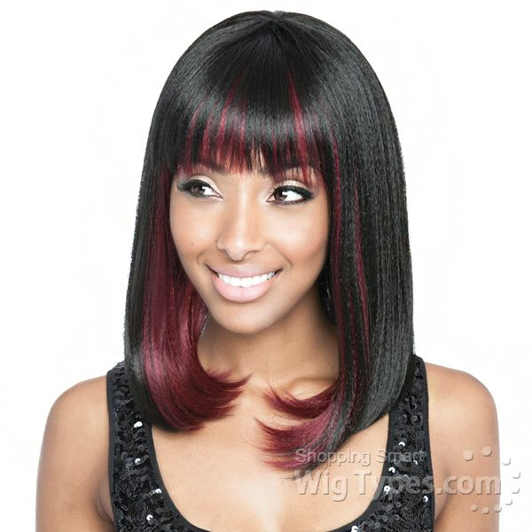Isis Red Carpet Synthetic Hair Nominee Full Cap Wig Nw20 11366