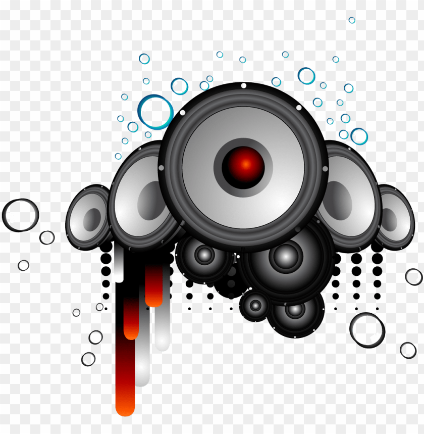 Music Speakers Png Alto Falante Vetor Png Image With Transparent Background Png Free Png Images Music Speakers Png Images Music Wallpaper