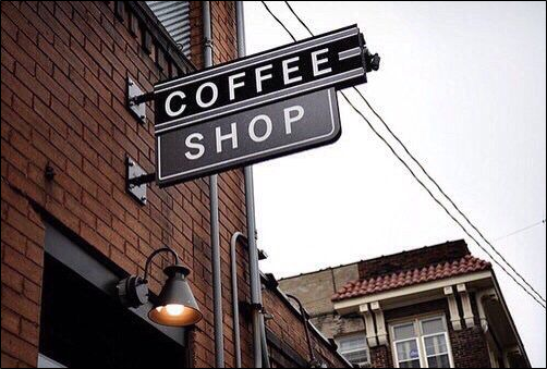 An INSPIRATION Marc SPECTOR/JAKE LOCKLEY Coffee shop