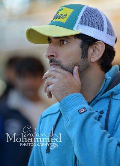 الشيخ حمدان بن محمد بن راشد ال مكتوم فزاع Dubai Prince Crown Instagram