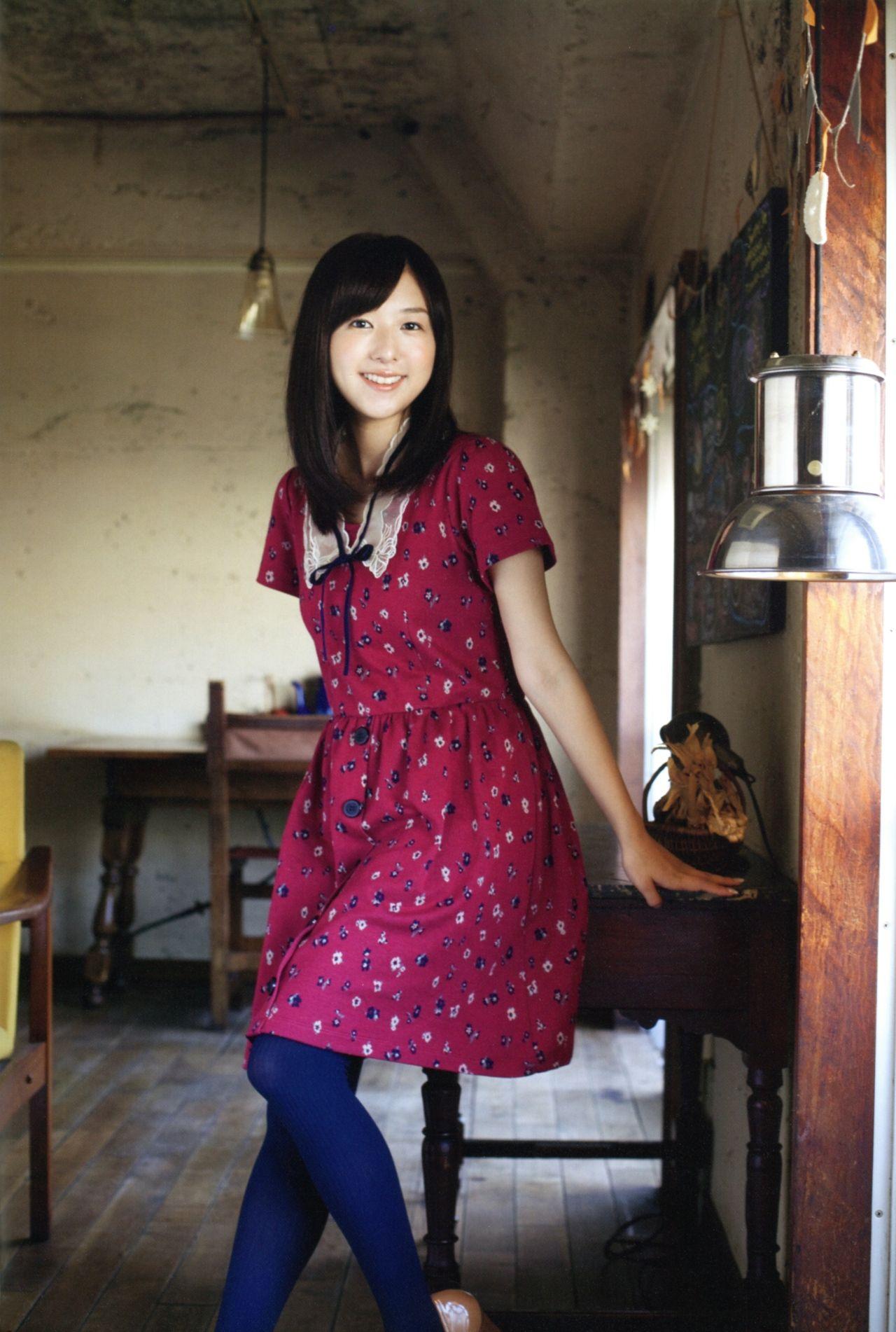 茅野愛衣さんのコスチューム