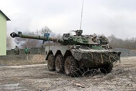 Un AMX-10 RC du 1er Régiment de Spahis What is this? its really interesting and would like to know more about this...