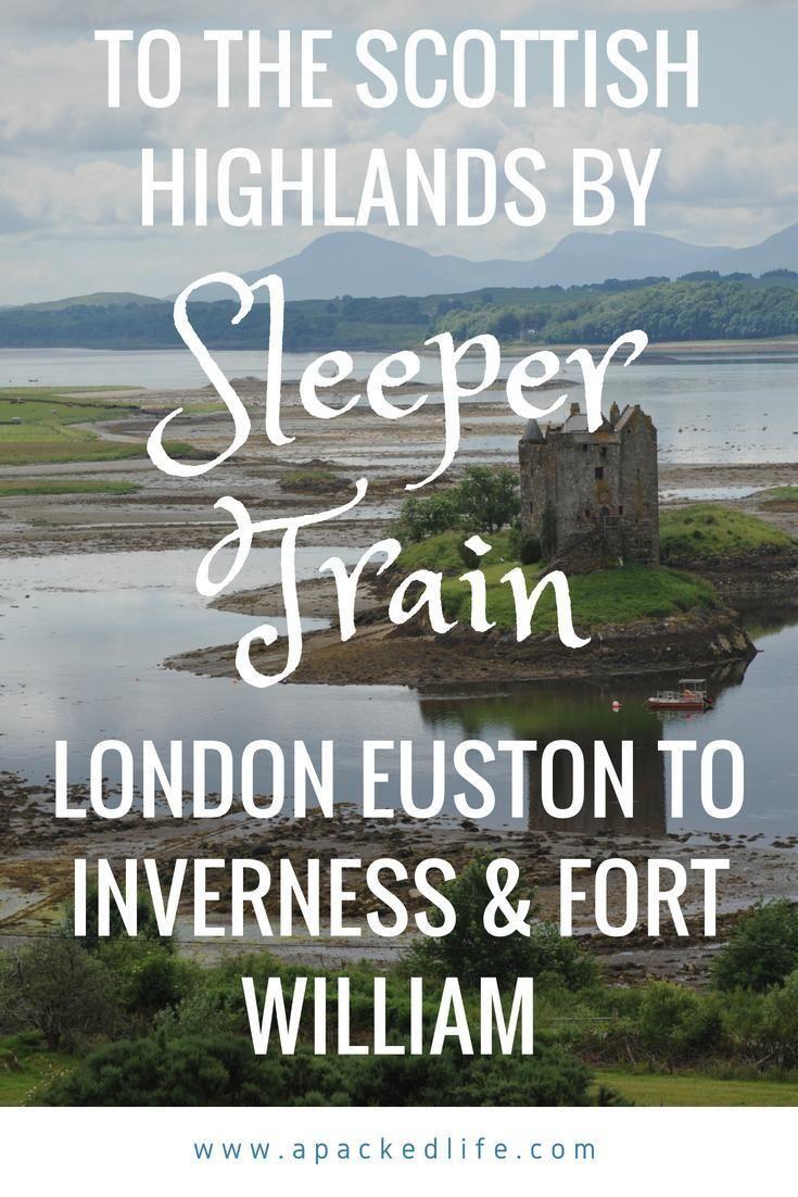 Catching The Overnight Sleeper Train To The Scottish