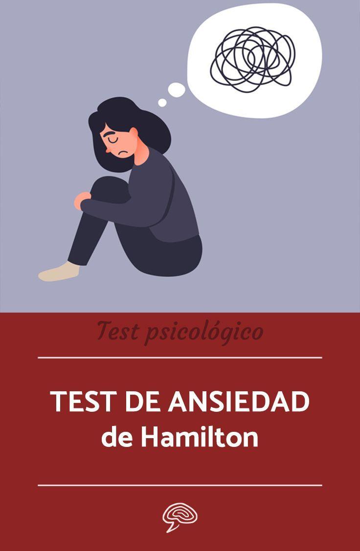 Test de ansiedad de Hamilton – ¡prueba ONLINE!