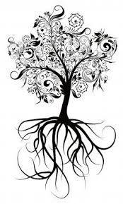 Bildergebnis Fur Schablonen Vorlagen Zum Ausdrucken Stammbaum Tattoo Tattoos Baum