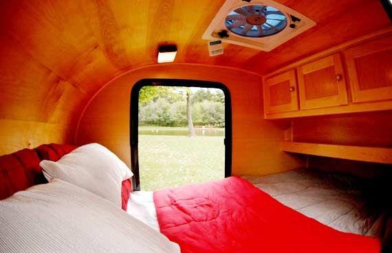 Teardrop Trailer Interior Ideas 46 Teardrop Camper Trailer