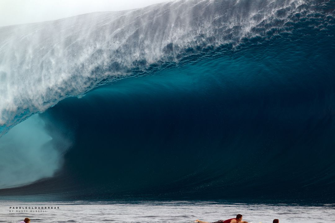 the big wave Since 1999, the world's elite big-wave surfers have battled it out at an event  known as the mount everest of surf competitions - at mavericks in.
