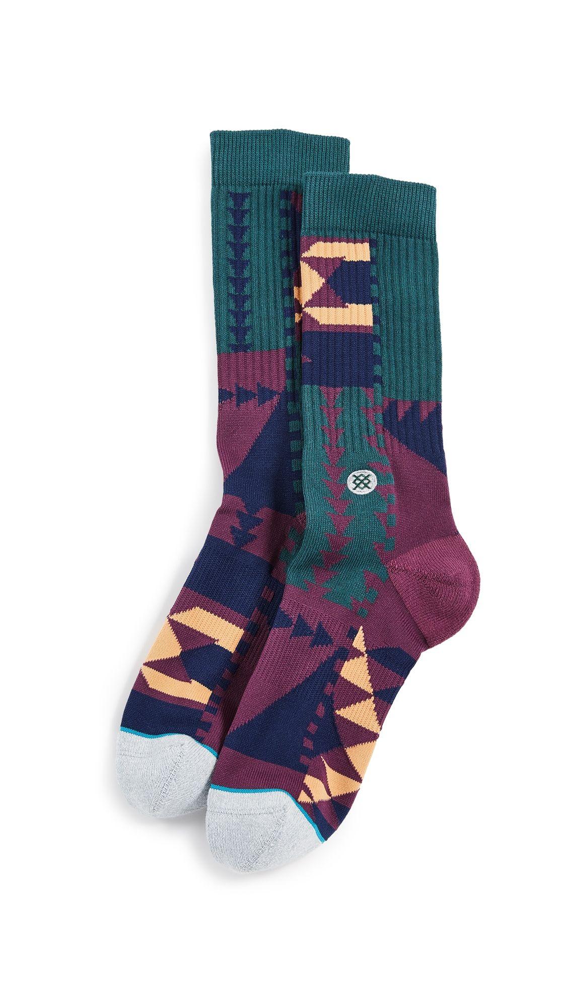 Stance Mens Kagan Moon Man Socks