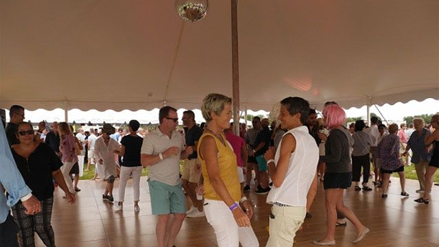 Smiles And Celebrations At Pride AgendaS Annual Hamptons Tea
