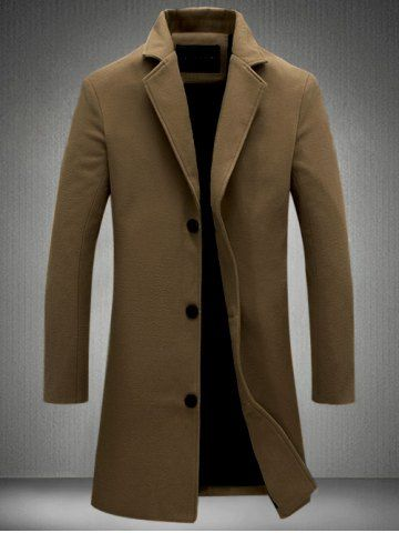 GET $50 NOW | Join RoseGal: Get YOUR $50 NOW!http://www.rosegal.com/men-s-coats/plus-size-single-breasted-lengthen-944960.html?seid=7547552rg944960