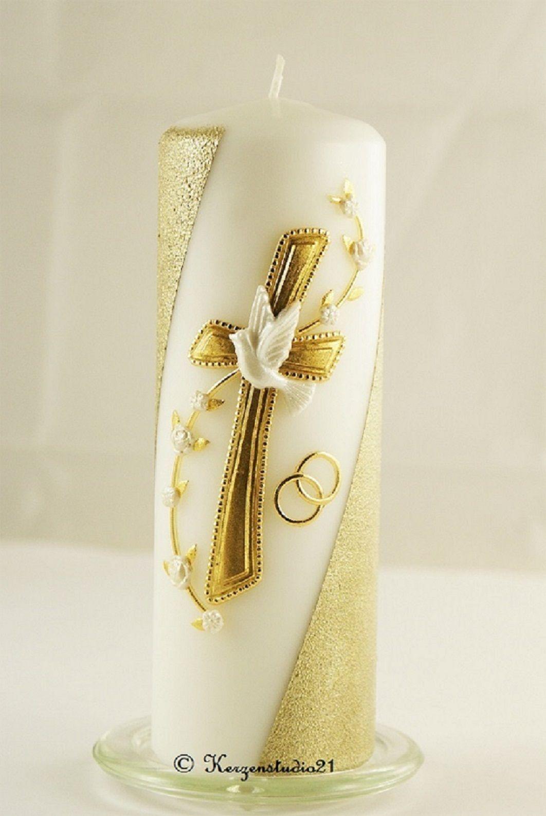Pin Von Marinela Vicente Auf Velas Hochzeitskerze Kerzen Und