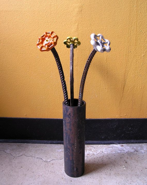 upcycle, garden art