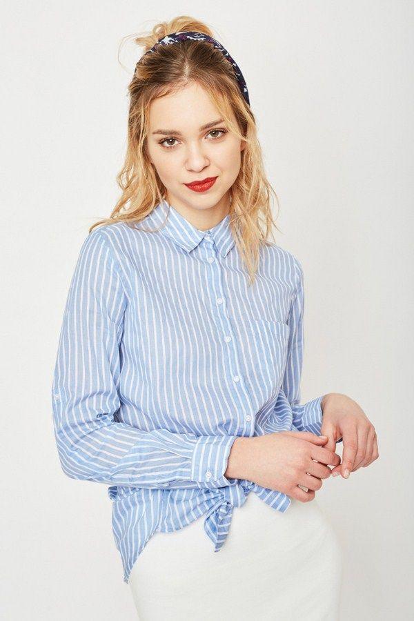 Модные рубашки женские 2020-2021 года, фото, с чем носить ...