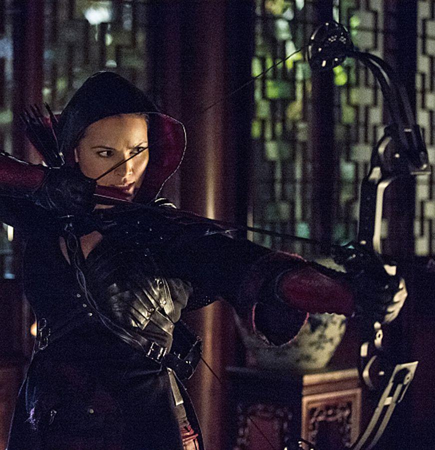 Arrow 3x04 - Nyssa al Ghul
