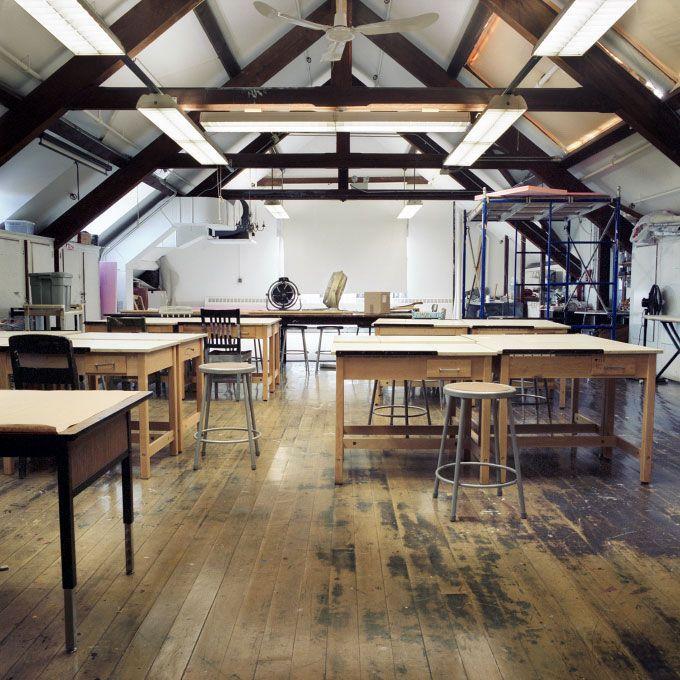 art studio lighting design. explore art studio spaces, design and more! lighting t