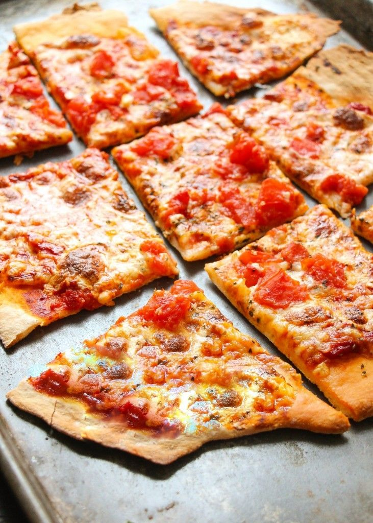 Copycat Domino S Thin Crust Pizza Recipe With Images Thin