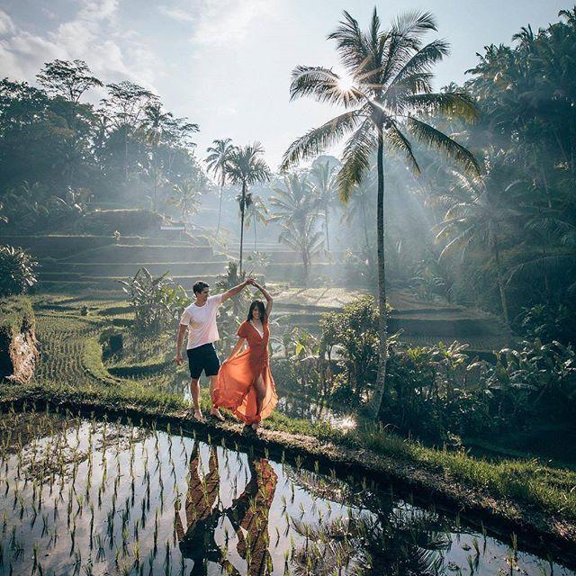 Bali dreams 🍃 via @wzylouisey