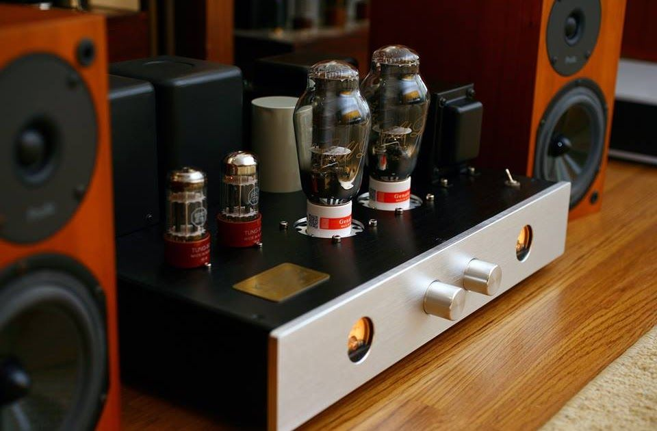 KT-AUDIO 300B TUBE AMPLIFIER   Mono and Stereo   High end audio