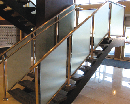 Best Stainless Steel And Glass Stair Railings Stairs Pinned By 400 x 300
